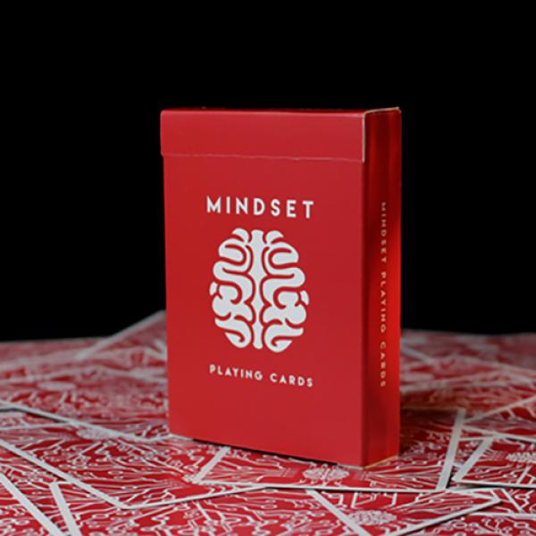 Mindset Playing Cards (Marked) by Anthony Stan