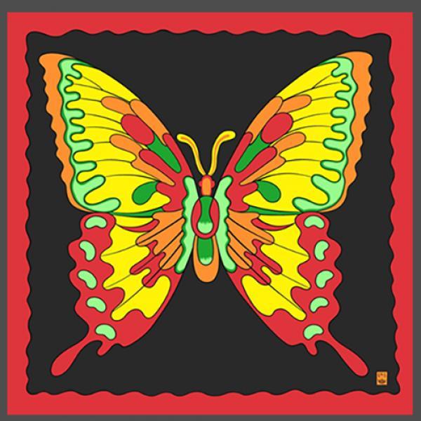 """Rice Symphony Silk 36"""" (Butterfly) by Silk Ki..."""