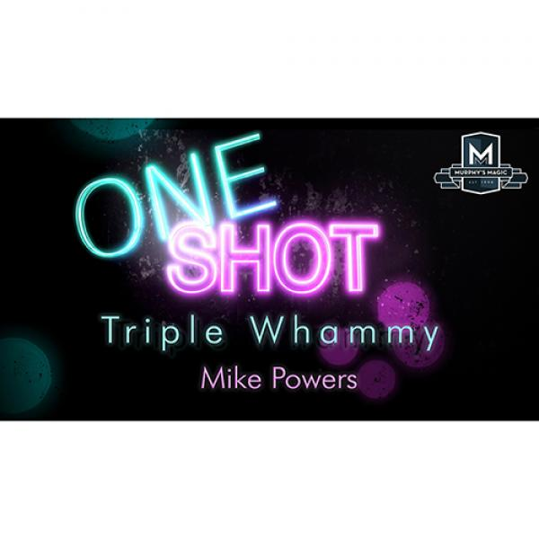 MMS ONE SHOT - Triple Whammy by Mike Powers video ...