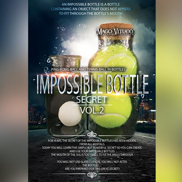 Impossible Bottle Secret VOL.2 by Mago Vituco vide...