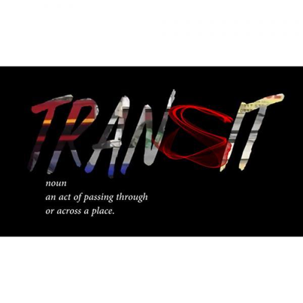 Transit (Red) by Ron Salamangkero