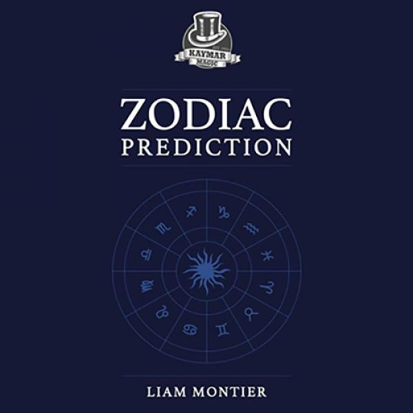 ZODIAC REVELATION (Gimmicks and Online Instructions) by Kaymar Magic