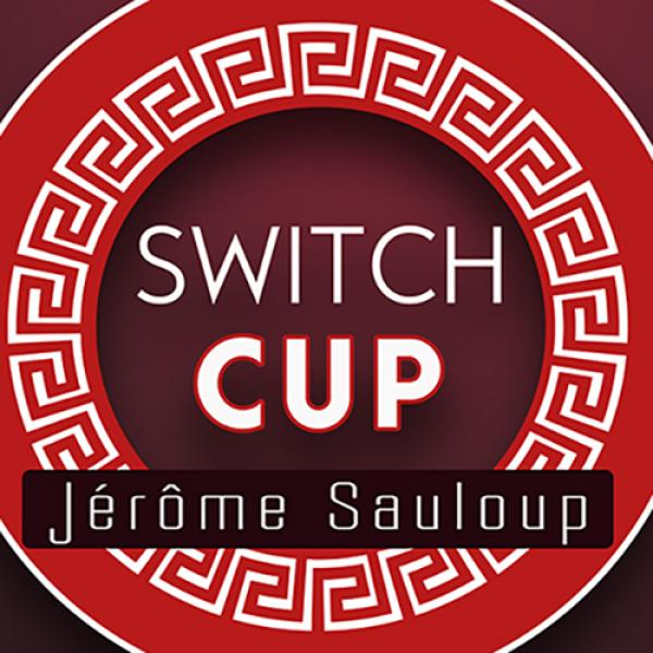 Switch Cup (Gimmicks and Online Instructions) by J...