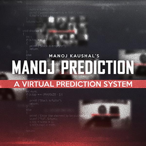 MANOJ PREDICTION-Virtual Prediction System by Mano...
