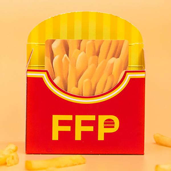 Fries Playing Cards by Fast Food Playing Cards