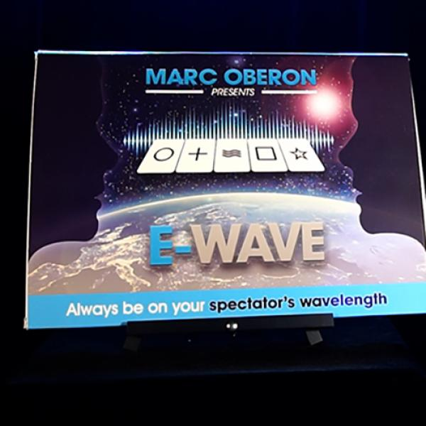 E WAVE (Gimmick and Online instructions) by Marc O...