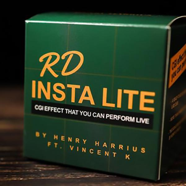 RD Insta Lite (Gimmick and Online Instructions) by...
