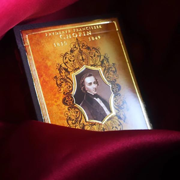 Fryderyk Franciszek Chopin (Composers) Playing Car...