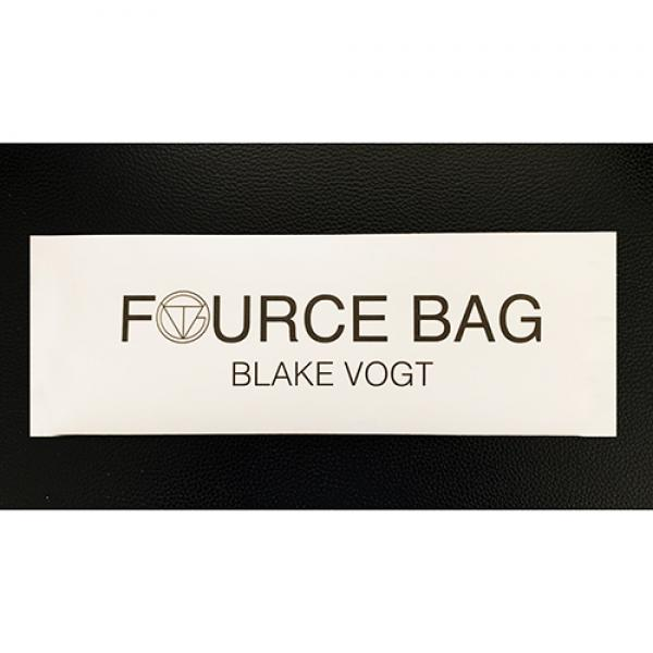 Fource Bag (Gimmicks and Online Instructions) by B...