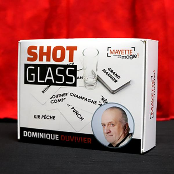 Shot Glass (Gimmicks and Online Instructions) by D...
