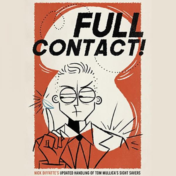 Full Contact (Gimmicks and Online Instructions) by...