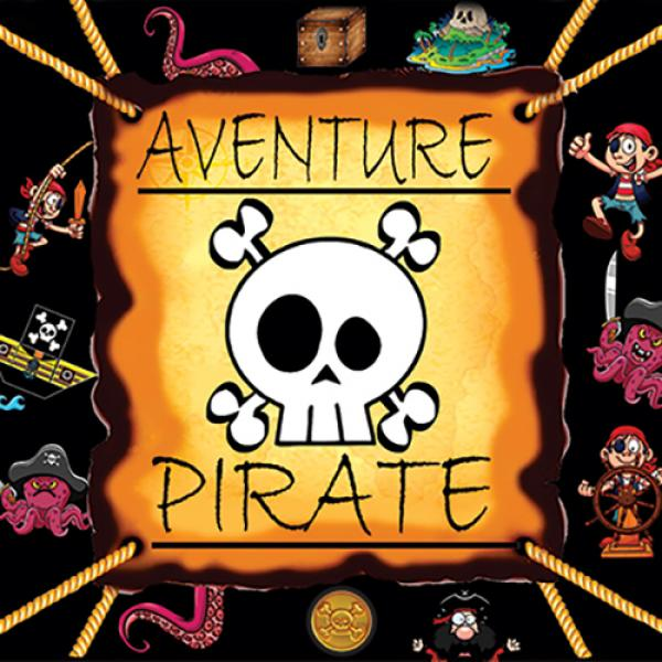 PIRATE ADVENTURE (Gimmicks and Online Instructions...