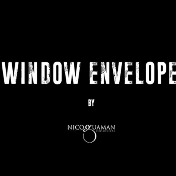 Window Envelope by Nico Guaman mixed media DOWNLOA...