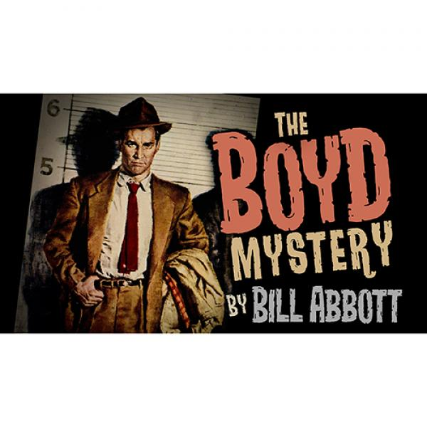 The Boyd Mystery (Gimmicks and Online Instructions...