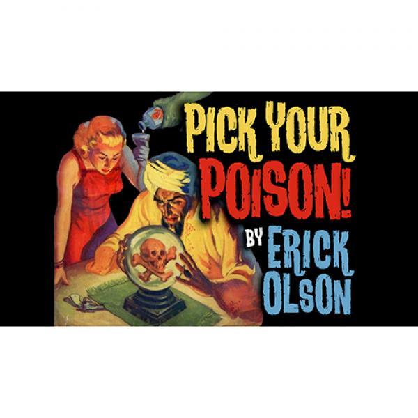Bill Abbott Magic: Pick Your Poison (Gimmicks and ...