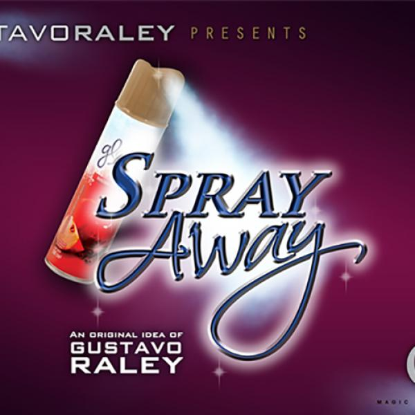 SPRAY AWAY (Gimmicks and Online Instructions) by G...