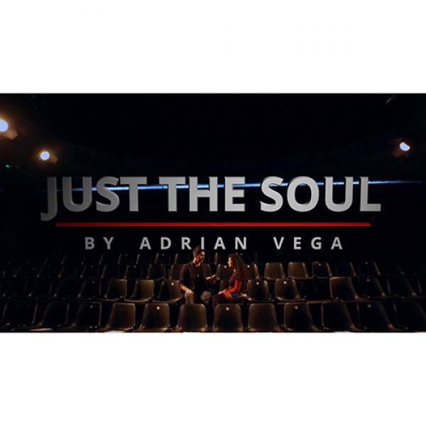 Just the Soul RED by Adrian Vega