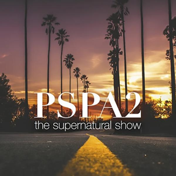 Pack Small Play Anywhere 2 PSPA Supernatural Show (Gimmicks and Online Instructions) by Bill Abbott