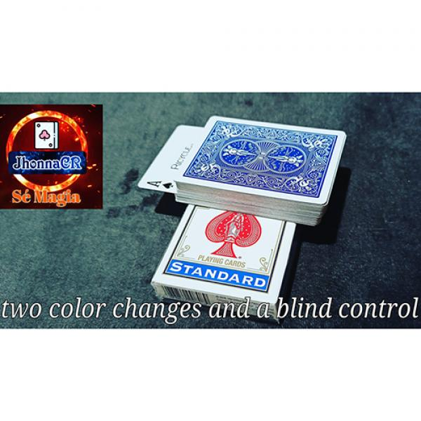 Two Color Changes and Blind Control by Jhonna CR v...