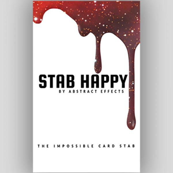 Stab Happy (Gimmicks and Online Instructions) by A...