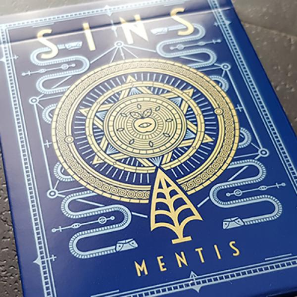 SINS 2 - Mentis Playing Cards