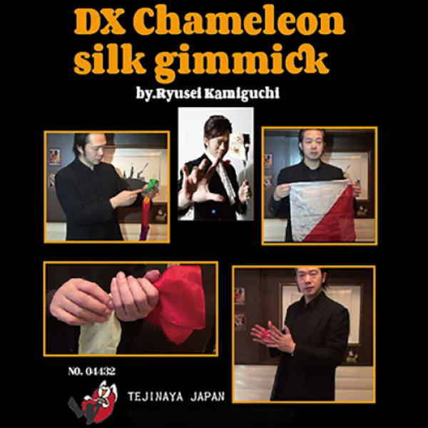 DX Chameleon Silk Gimmick by Ryusei Kamiguchi &...