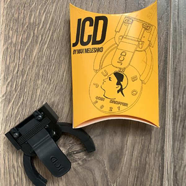 JCD Jumbo Coin Dropper by Max Meleshko