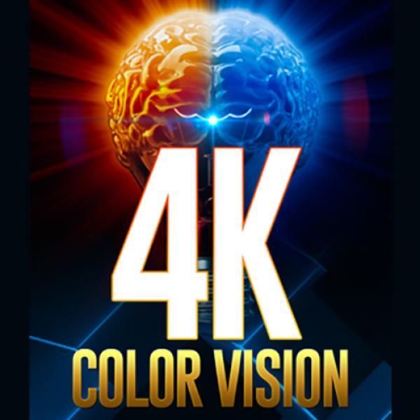 4K Color Vision Box (Gimmicks and Online Instructi...