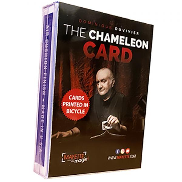 The Chameleon Card 2 (Gimmicks and Online Instruct...