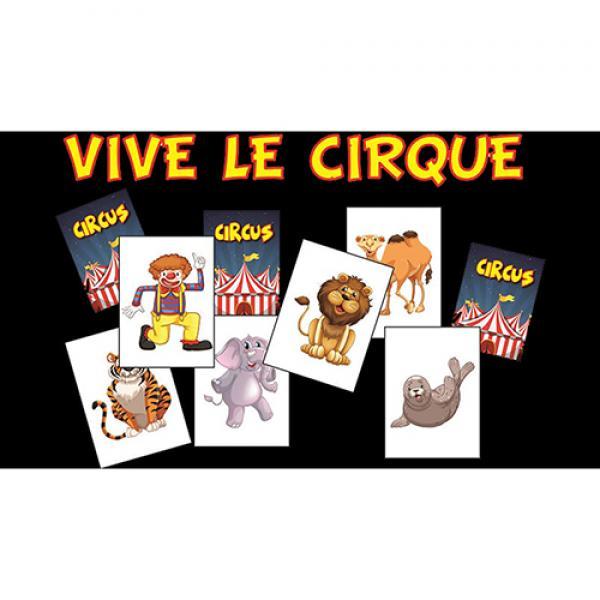 VIVE LE CIRQUE by Sébastien Delsaut