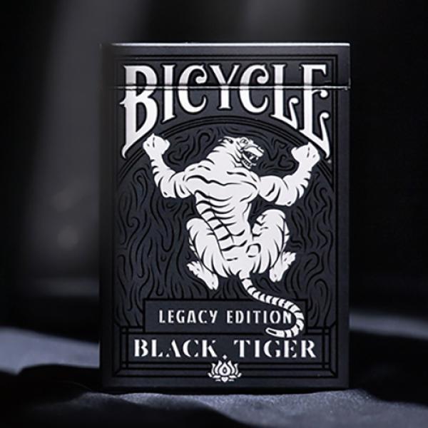 Black Tiger Legacy V2 Playing Cards
