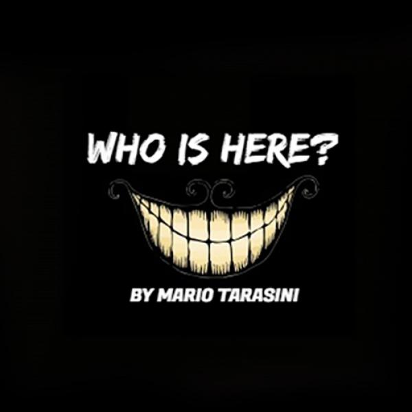 Who is here? by Mario Tarasini video DOWNLOAD
