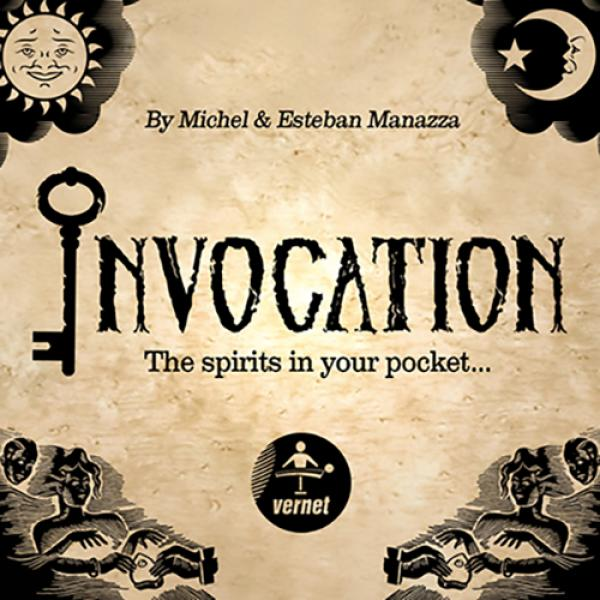 Invocation (Gimmicks and Online Instructions) by M...