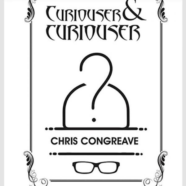 Curiouser & Curiouser by Chris Congreave - Boo...