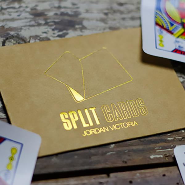 FORCE Split Cards 10 ct. (Jack) by PCTC