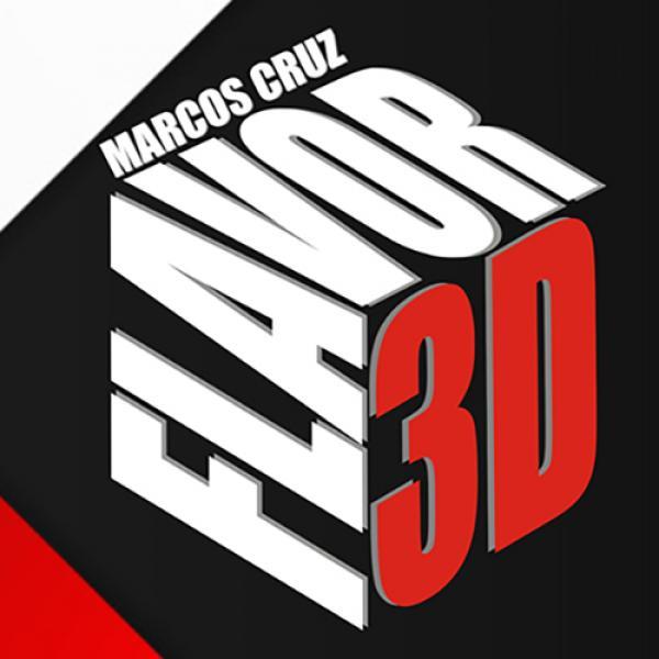 FLAVOR 3D by Marcos Cruz