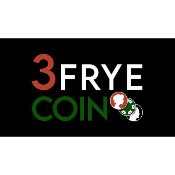 3 Fryed Coin (Gimmick and Online Instructions) by ...