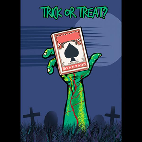 3DT / HALLOWEEN (Gimmick and Online Instructions) ...