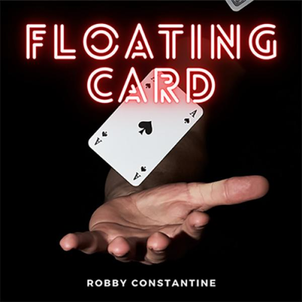 The Vault - Floating Card by Robby Constantine vid...