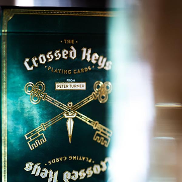 The Crossed Keys Playing Cards