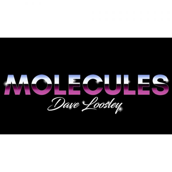 Molecules (Gimmicks and Online Instructions) by Da...