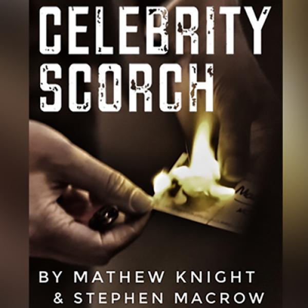 Celebrity Scorch (Joker and Batman) by Mathew Knig...