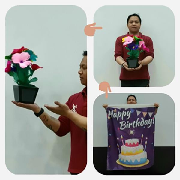 Flower Pot V2 to Blendo (HAPPY BIRTHDAY) by JL Mag...