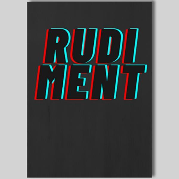 RUDIMENT by Chris Rawlins - Book