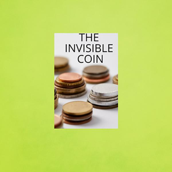 The Invisible Coin by Keith Damien Fisher video DO...