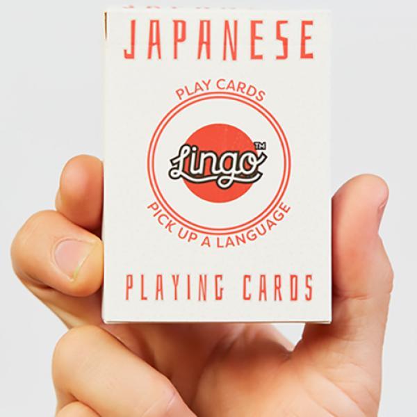 Lingo (Japanese) Plying Cards
