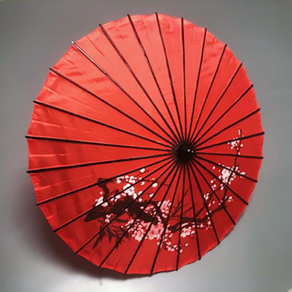Dragon Parasol RED by LY & MS Magic