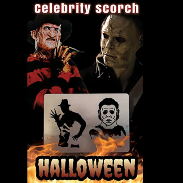 Celebrity Scorch (Halloween and Horror) by Mathew ...
