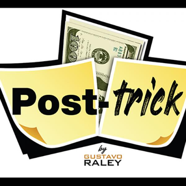 POST TRICK (Gimmicks and Online Instructions) by G...