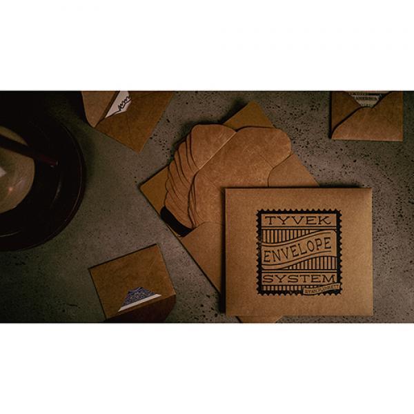 Tyvek Envelope System (10 Envelopes and Online Ins...